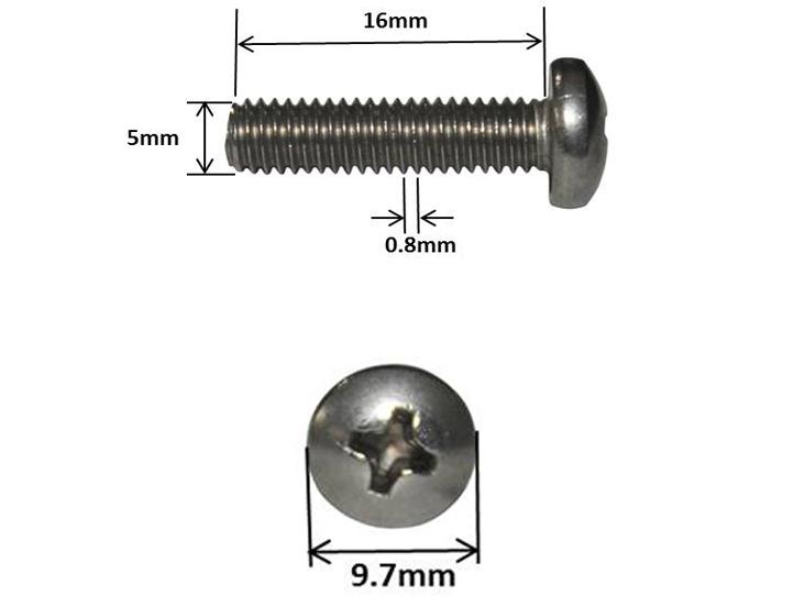 Hard-to-Find Fastener 014973278649 M10 Nylon Insert Lock Nuts 50-Piece 1.50-Inch