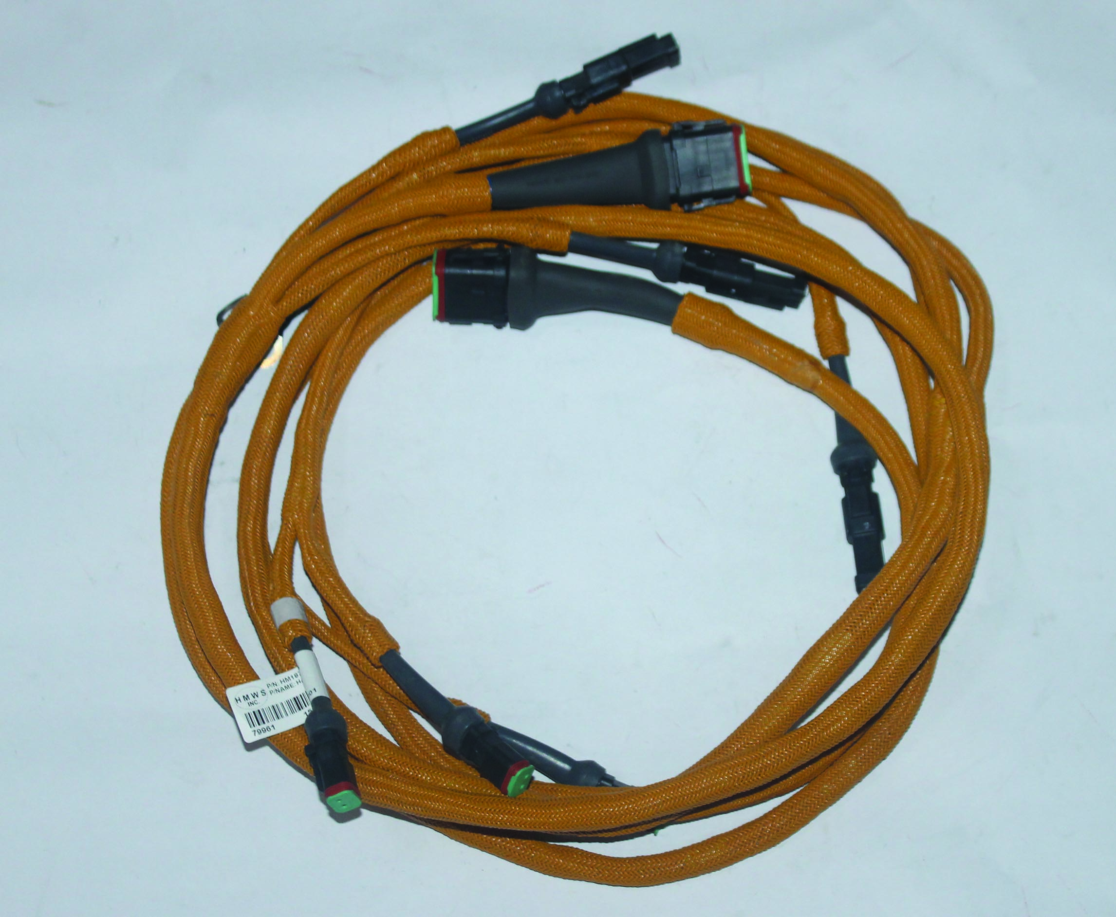 Harness Master Parts Copper Wire Wiring
